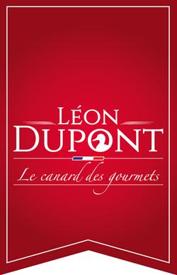 logo rouge léon dupont